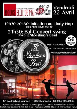Shoeshiners Swing Session #1