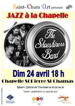 Concert à St Chamas